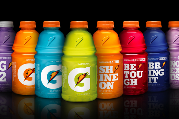 why you should never drink gatorade and a variety of